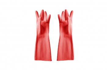 14″ Household rubber glove