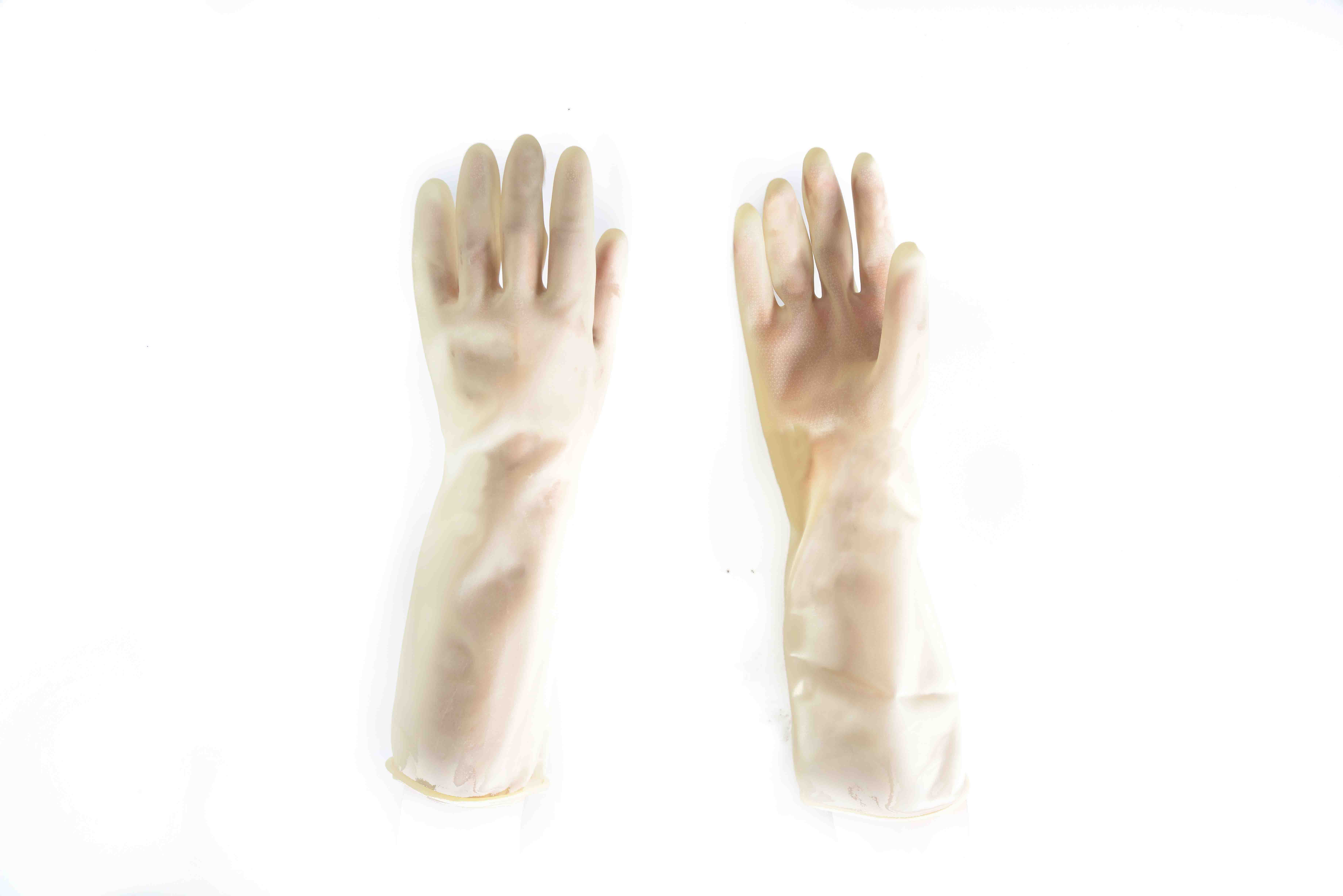 Chinese wholesale Household rubber glove S in Qatar