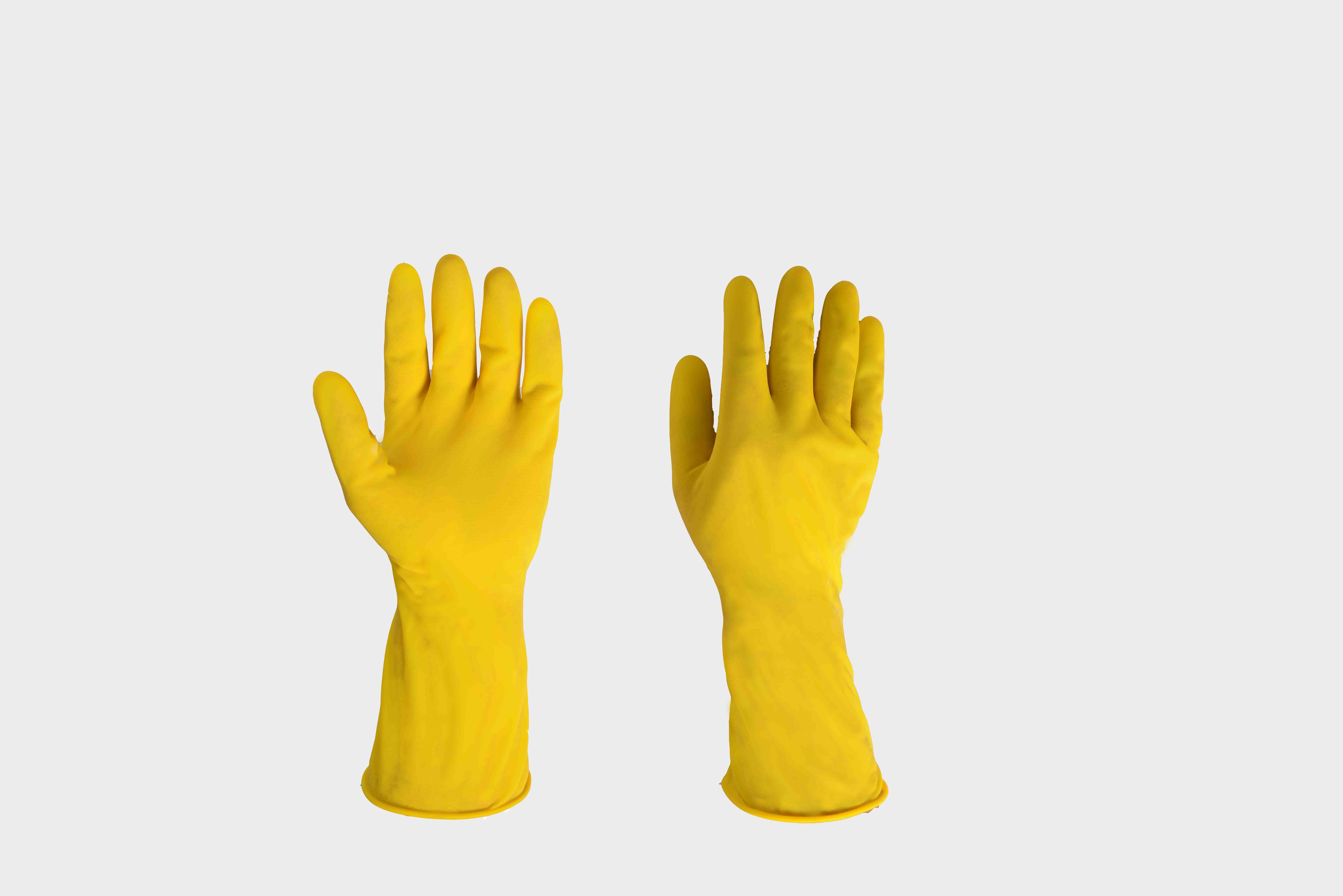 2016 China New Design Rubber glove-household Korea Manufacturer