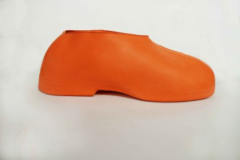 Rubber shoe cover